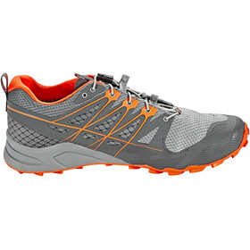 The North Face Ultra MT II GTX Løpesko Herre Grå/Orange